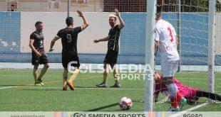 Intercity Redovan gol Hucha Chinchilla
