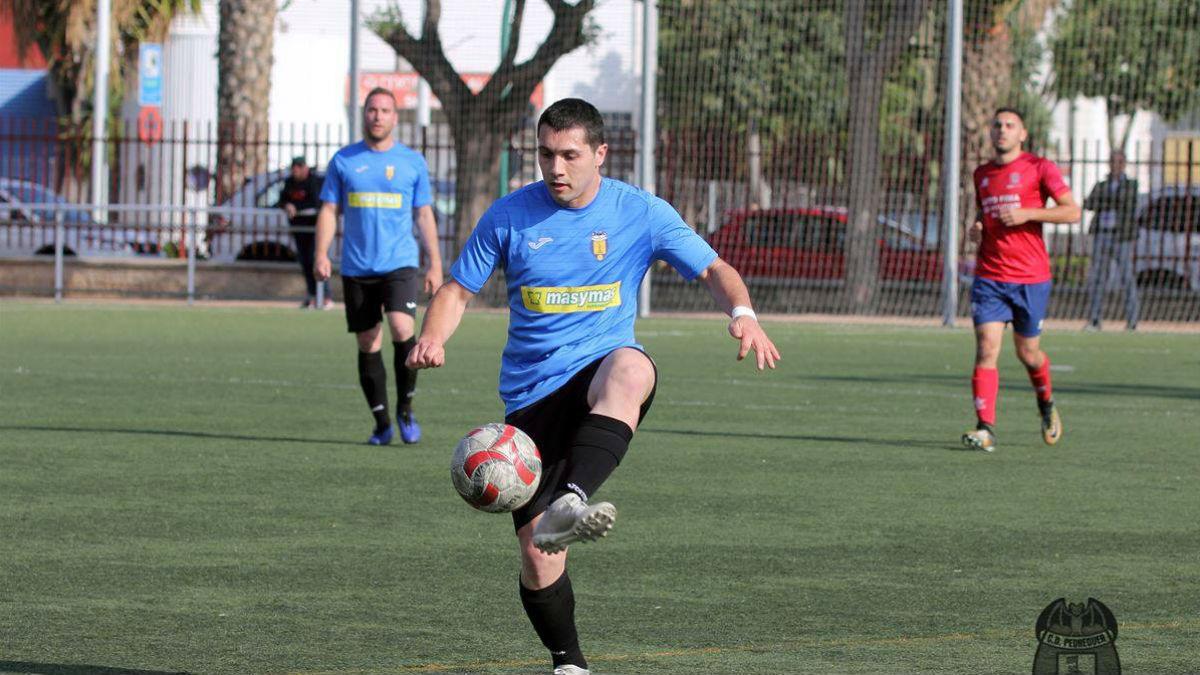 Jaume CE Pedreguer
