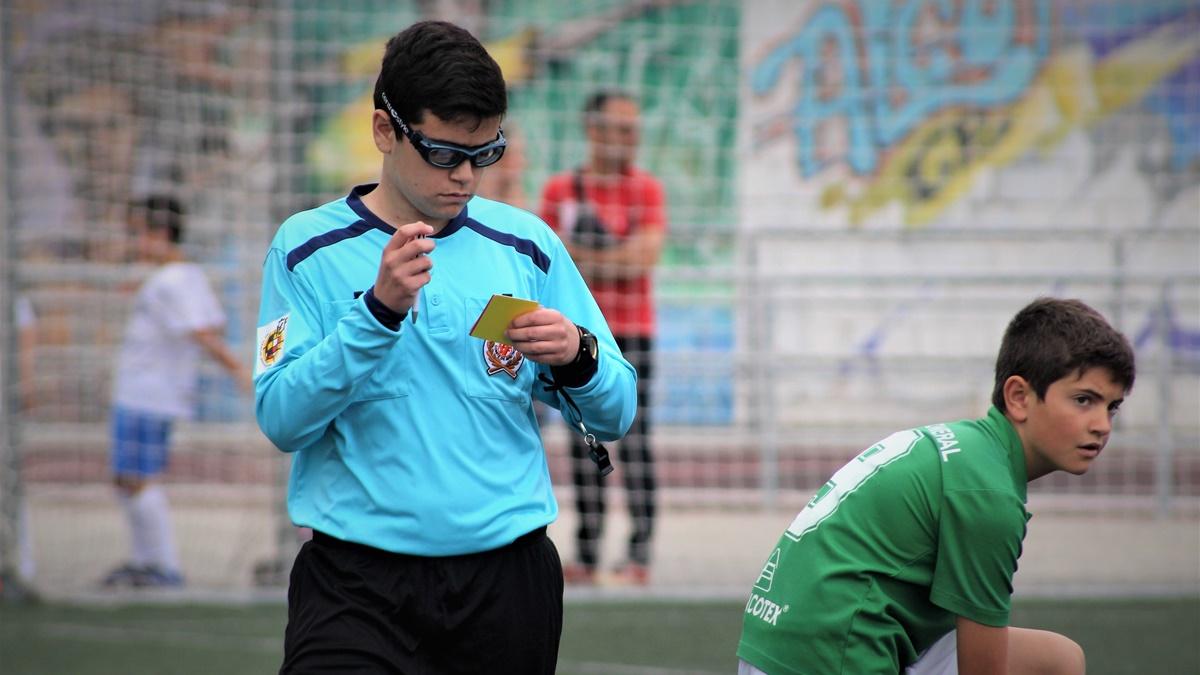 Jorge Aura arbitro