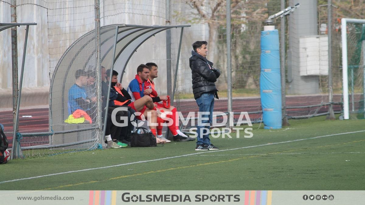 José Miguel Serna entrenador Callosa Deportiva