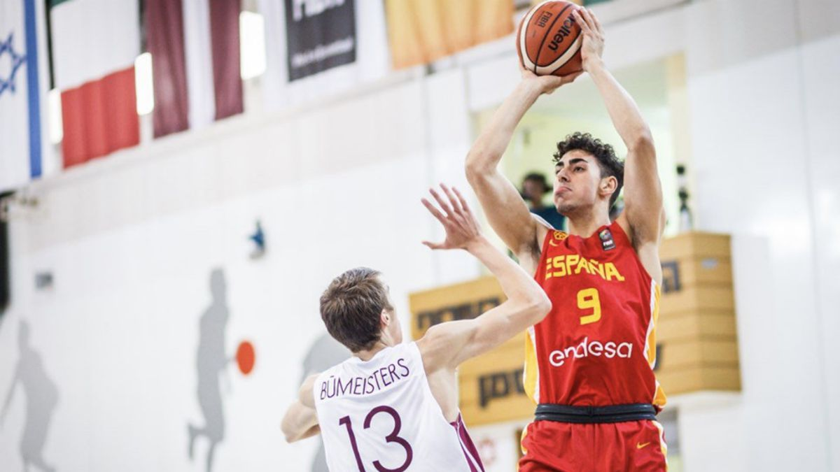Josep Puerto Europeo Sub-20 Israel 2019