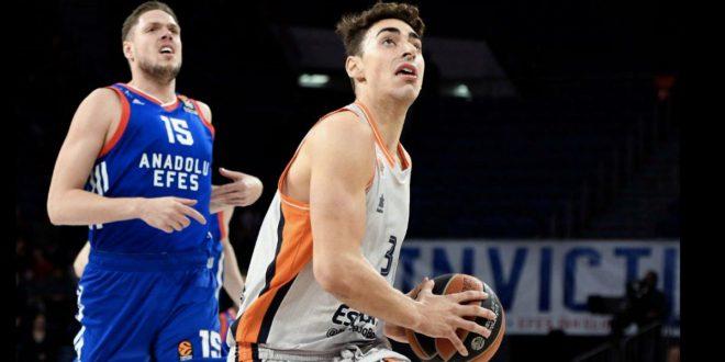 Josep Puerto debut Euroliga