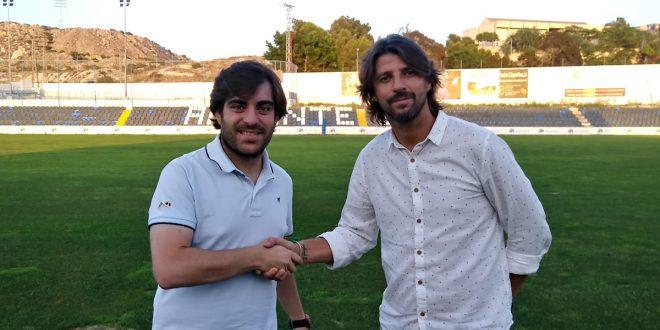 Mario Cartagena y Ricardo Cavas CFI Alicante