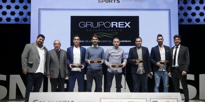 Premios Golsmedia Sports 2018 galas