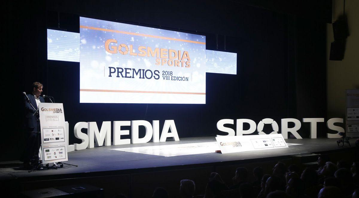 Premios Golsmedia Sports 2018