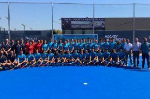 Presentación Eurohockey Júnior Valencia 2019
