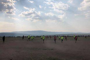Rayo Ibense pueblo Maasai
