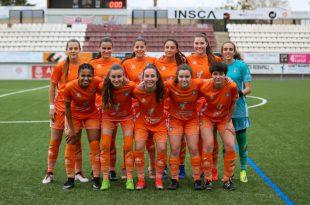 Seleccion valenciana futbol femenino