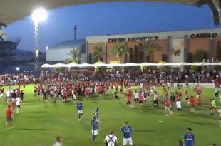 Vídeo La Nucía Linares Deportivo ascenso Segunda B