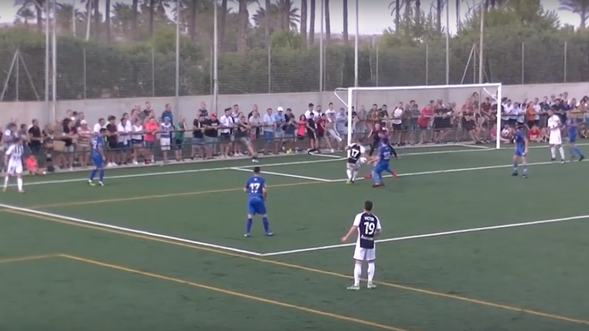 Vídeo San Pedro-CD Castellón