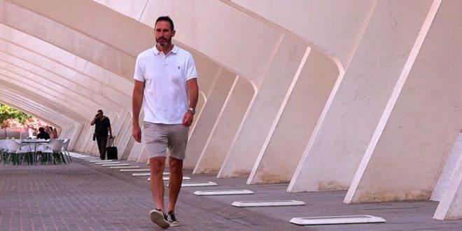 Vicente Moreno entrenador Mallorca