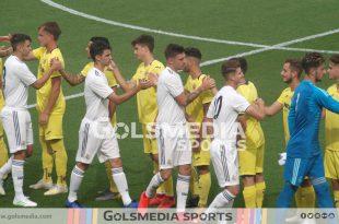 Villarreal y Real Madrid juvenil