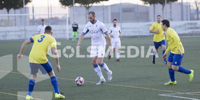 Héctor Zaragoza UDE Vall de Uxó