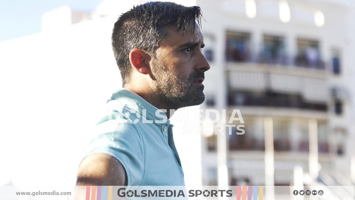 Javi Pons, entrenador del Silla CF