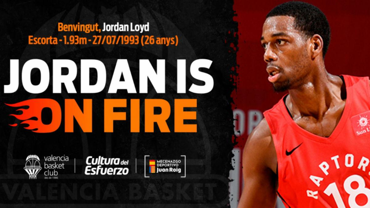 Loyd Valencia Basket