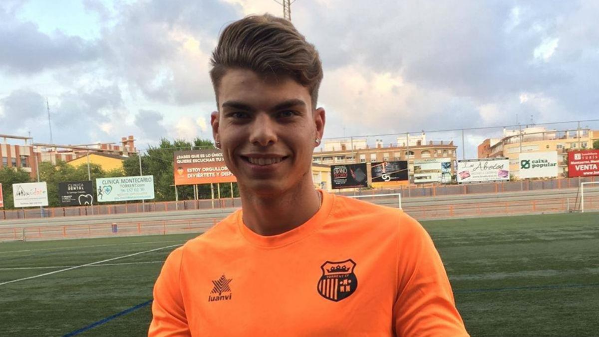Alberto Jiménez Torrent CF