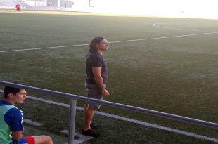 Abel Buadas, entrenador CD Olímpic