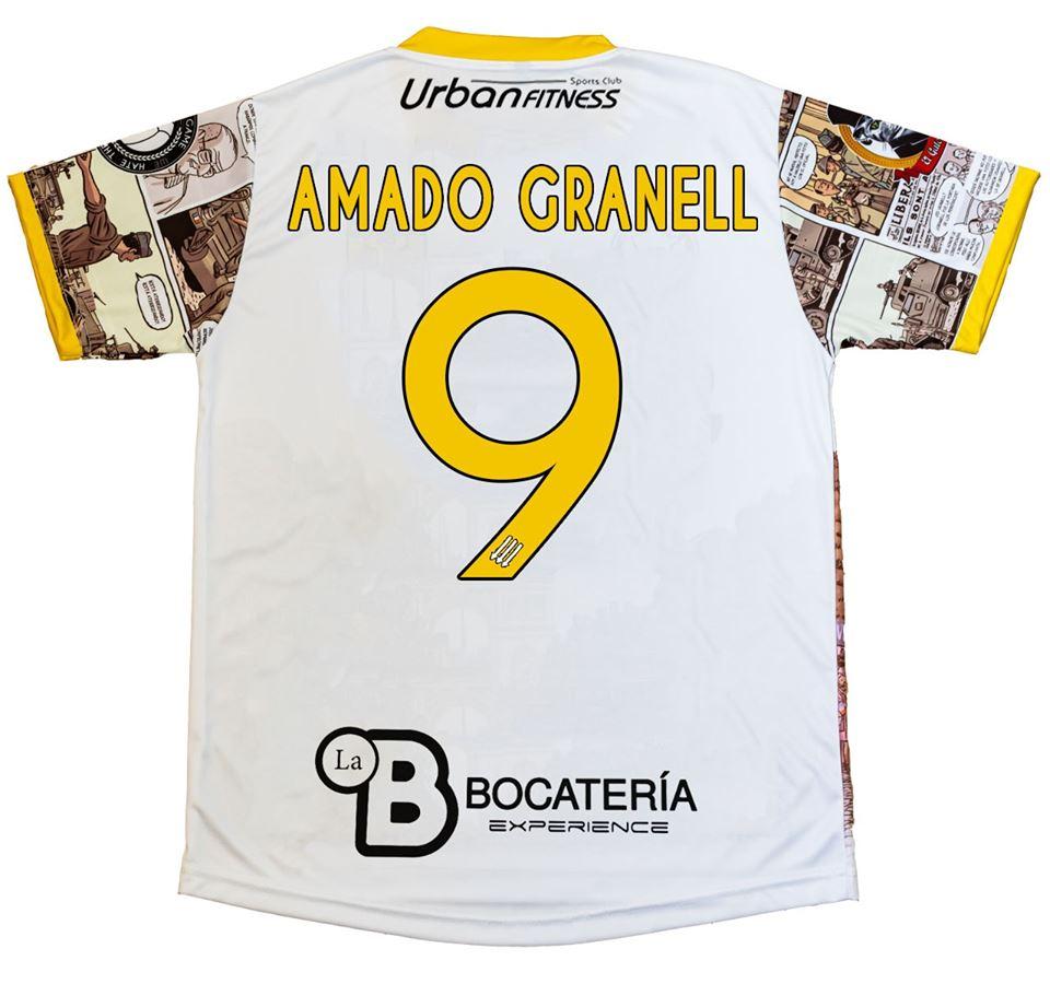 Camiseta Amado Granell Orihuela