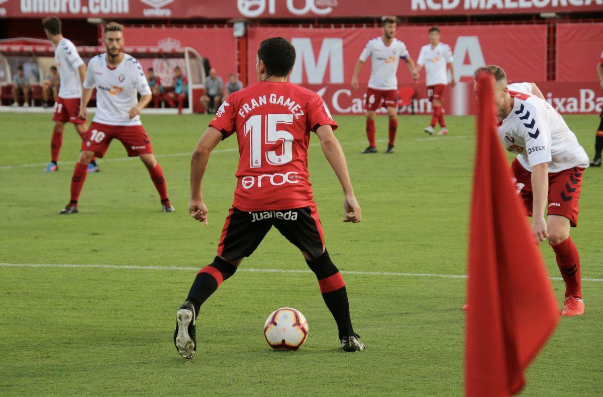 Fran Gámez RCD Mallorca