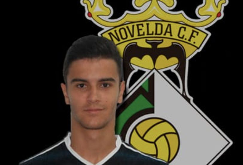 Maximiliano Jorge Novelda CF