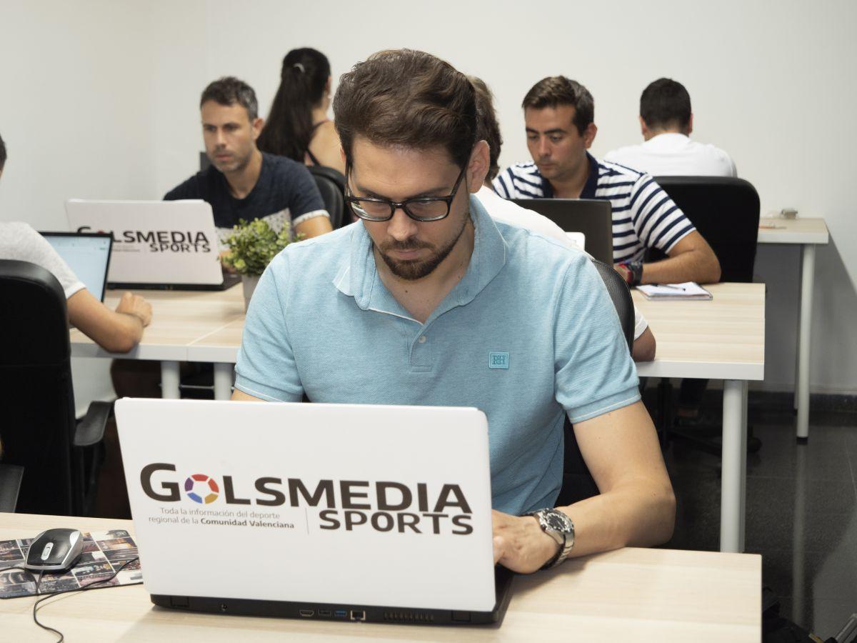 Héctor Gómez Valencia CF Golsmedia
