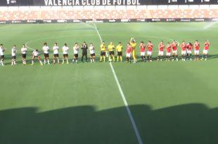 Vídeo Valencia Mestalla-Nastic