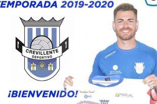 Yeray Crevillente Deportivo