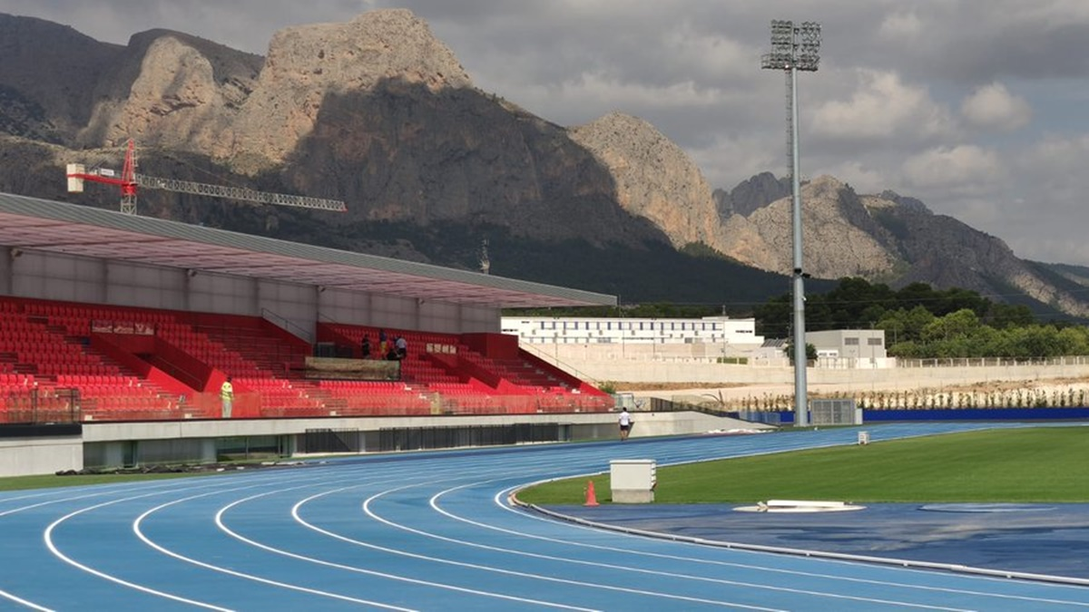 estadio olimpico camilo cano