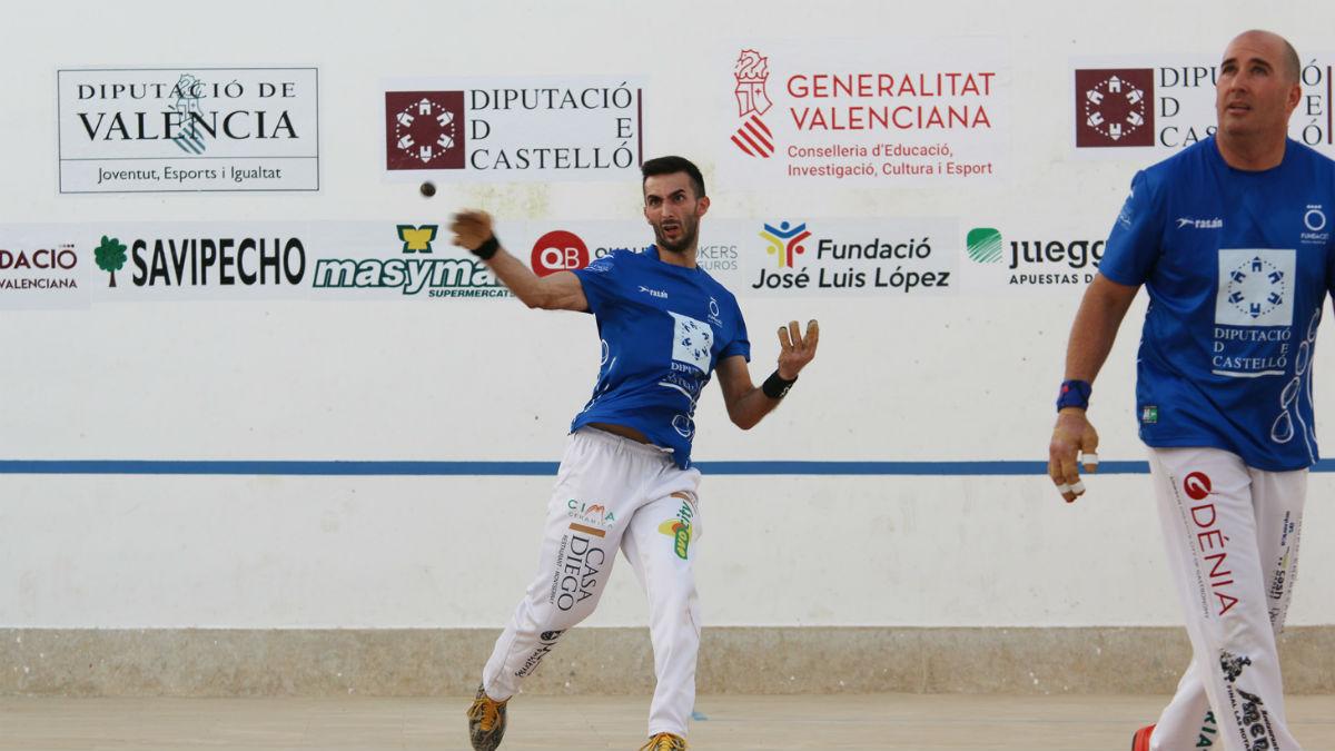 Marc y Fèlix Trofeu DIputació Castelló