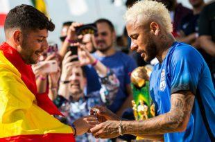 Allan Mateu Neymar