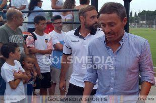 Óscar Cano, entrenador CD Castellón
