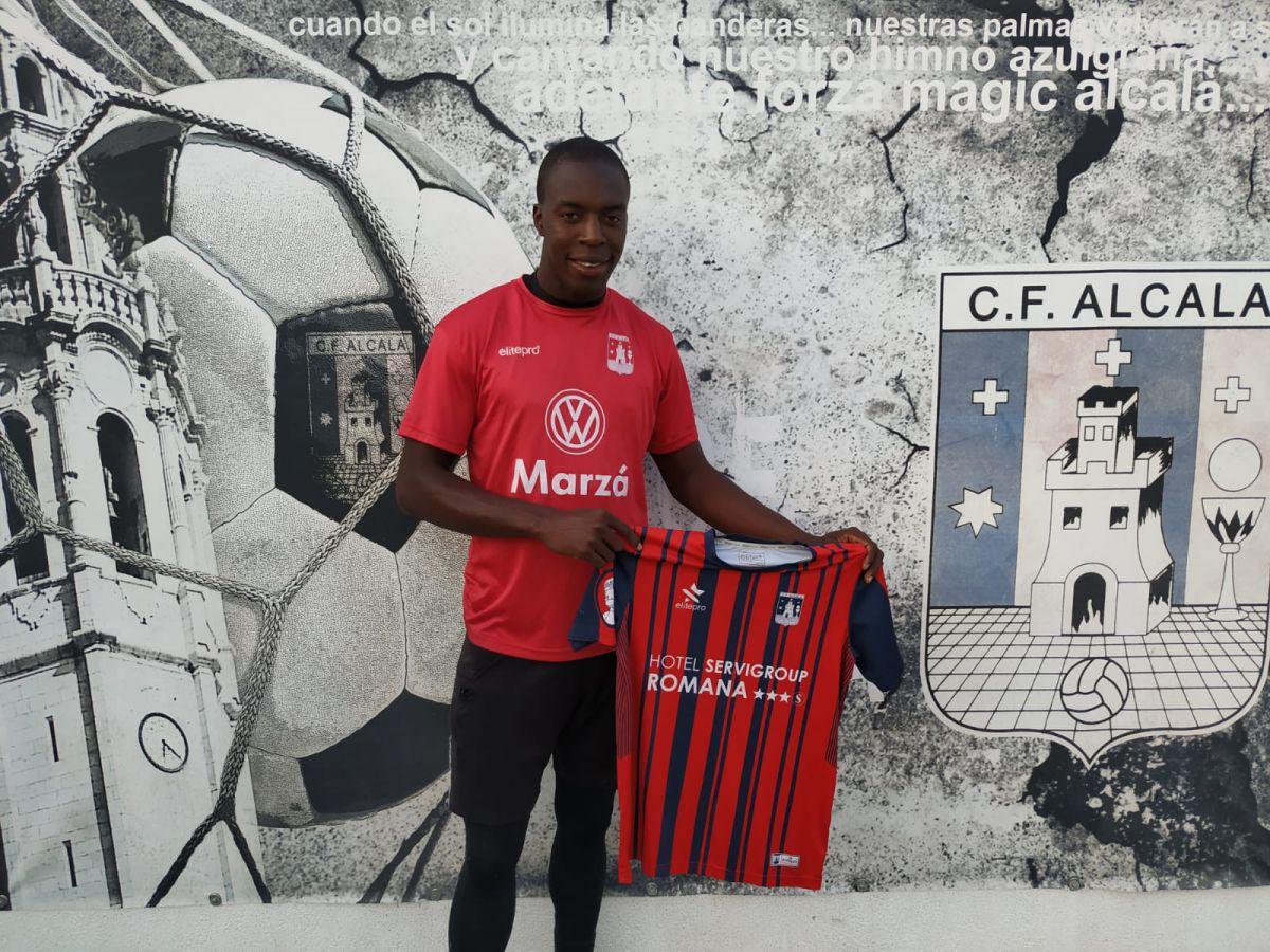 Sinisterra CF Alcalá