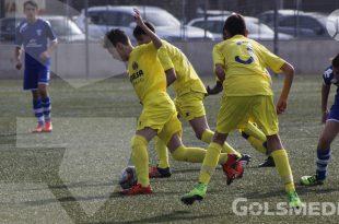 fútbol base del Villarreal
