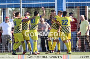Alqueries CF gol