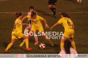 jugadoras del Villarreal