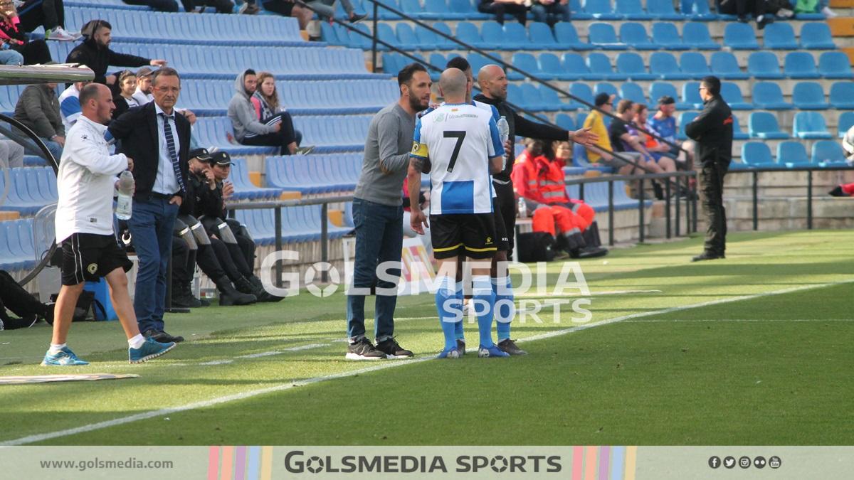 Planagumà, entrenador del Hércules CF