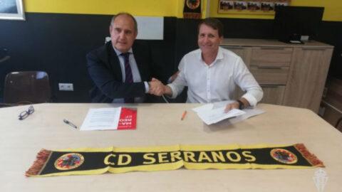 CD Serranos Real Sporting de Gijón