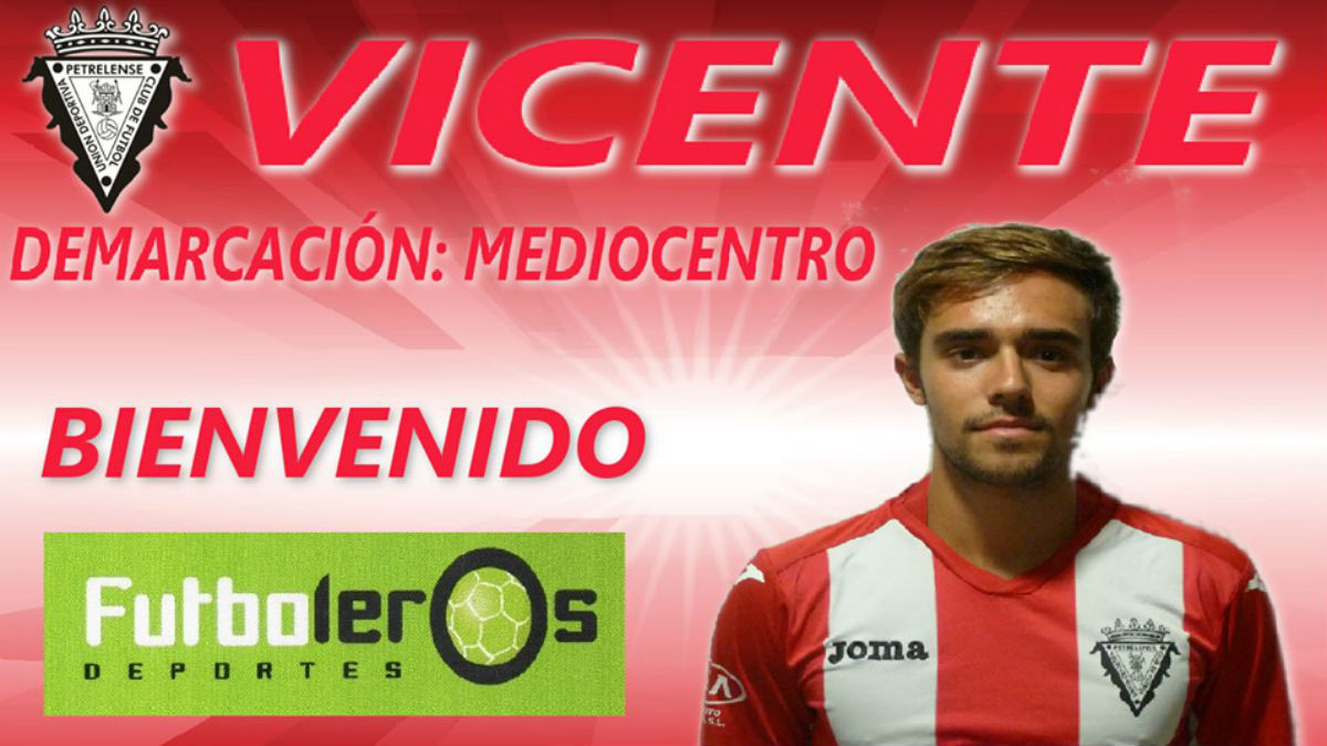 Vicente UD Petrelense