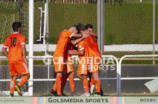 CF Torre Levante celebracion