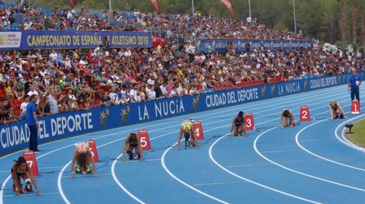 Campeonato de España Atletismo La Nucía