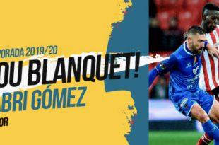 Silla CF Gabri Gómez