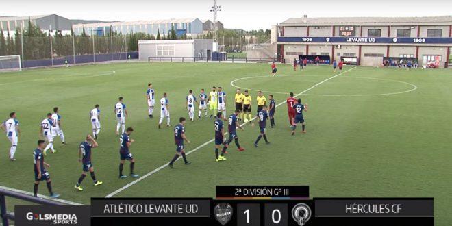 Atlético Levante UD - Hércules CF