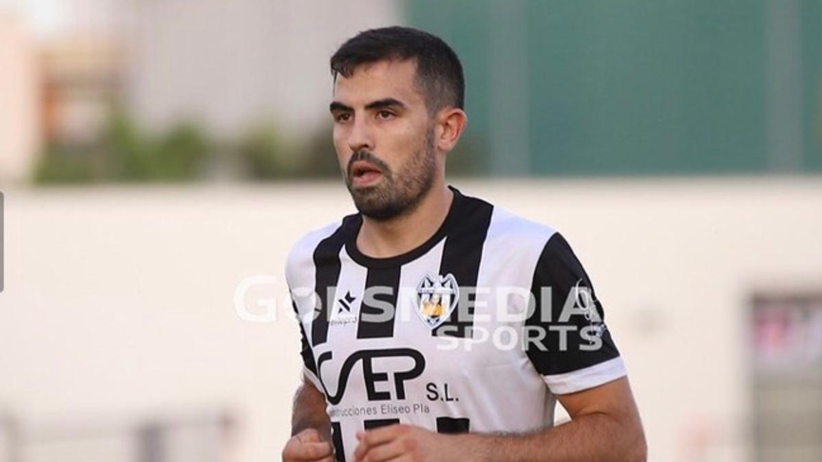 Marcos Campos UD Castellonense