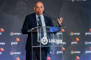 Javier Tebas presidente La Liga