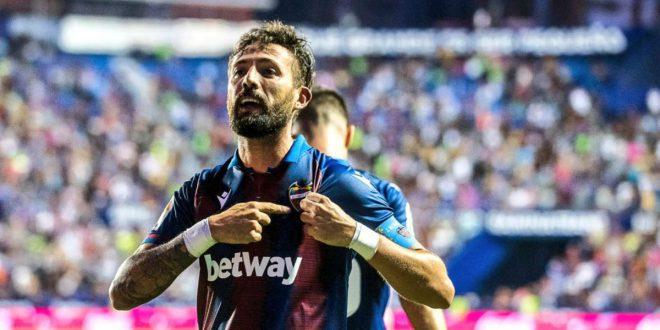 José Luis Morales Levante UD