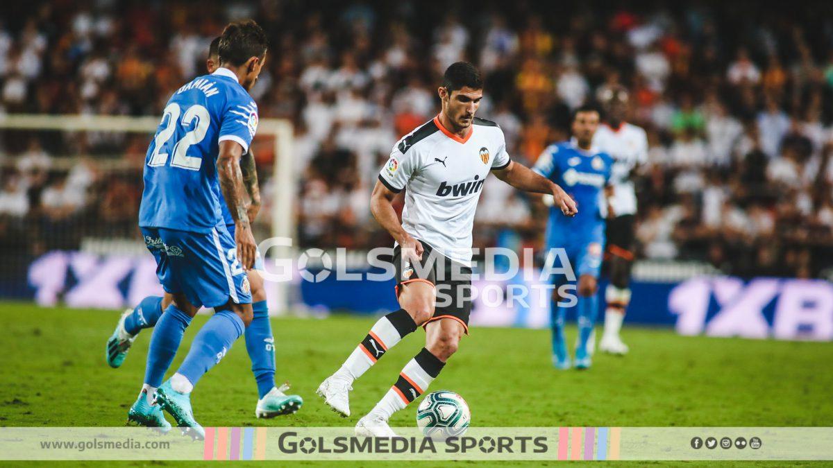 Valencia CF - Getafe CF (Jornada 6)