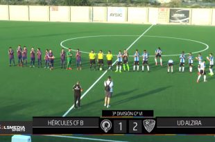 Hercules B-Alzira Video