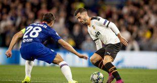 Chelsea CF - Valencia CF Champions League