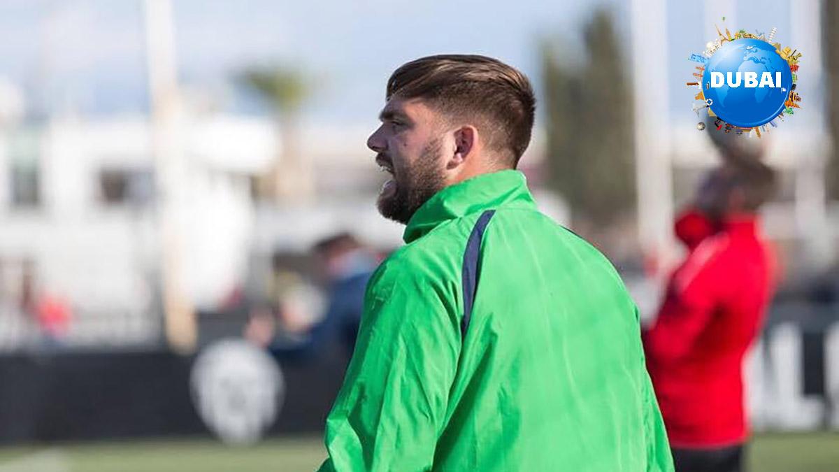 Mendi, entrenador Spanish Soccer School
