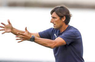 Miguel Ángel Angulo Valencia CF entrenador
